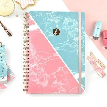Cuaderno A4 T-Notes Marble